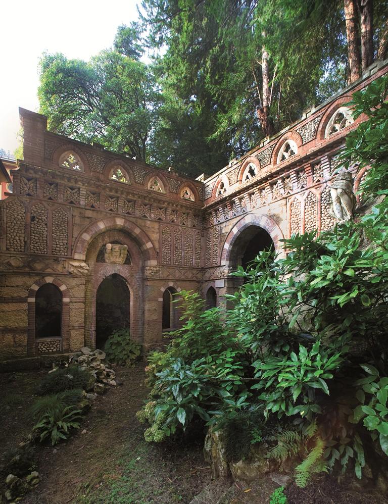 Schio Giardino Jacquard Archeologia Industriale
