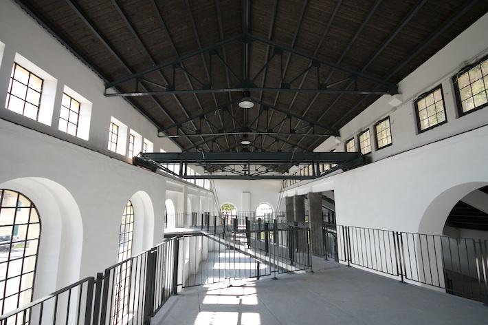 Ex chimica montecatini sass muss edificio 4 sass de mura for Progetti architettonici in vendita