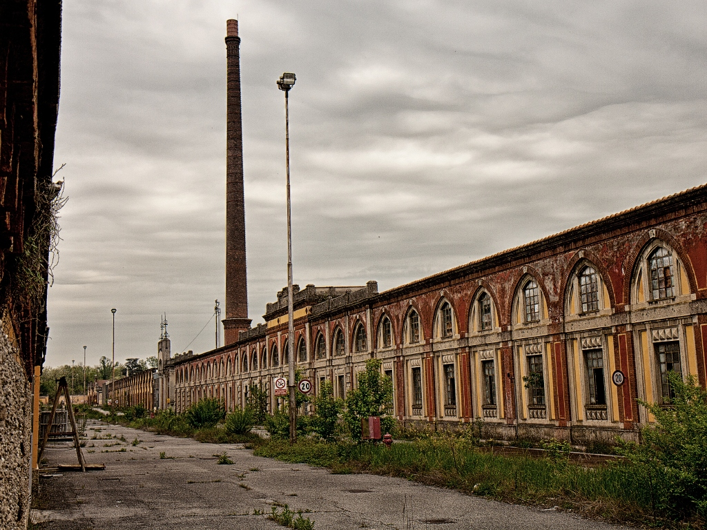 villaggio crespi d adda 3 archeologia industriale