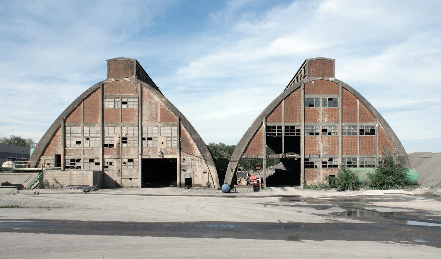 paraboloidi un patrimonio dimenticato dell architettura