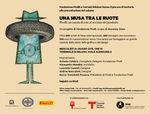 Fondazione Pirelli - Triennale Milano - Una musa tra le ruote