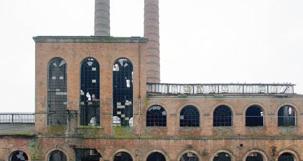 Zuccherificio Eridania, Codigoro, 2009 – ph Marcello Modica