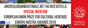 Europa Nostra Awards 2016 Special Mention