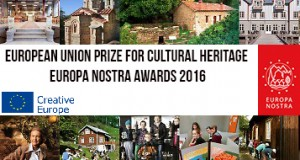 European Union Prize for Cultural Heritage - Europa Nostra Awards 2016