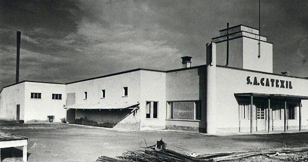 Tresigallo -CATEXIL - Courtesy of Archivio di Tresigallo