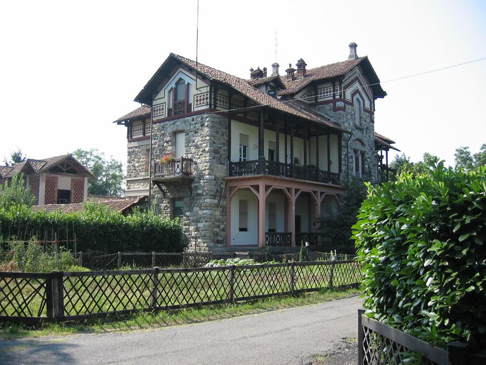Villa D Adda Provincia Di Bergamo