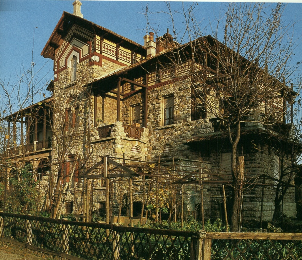 Villa Simona Roma