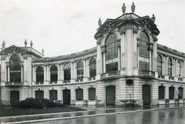 La fondazione fiera milano e il suo archivio storico archeologia industriale - Fiera della casa milano ...