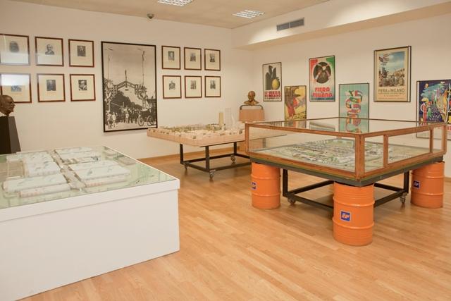 La fondazione fiera milano e il suo archivio storico for Fiera dell arredamento milano