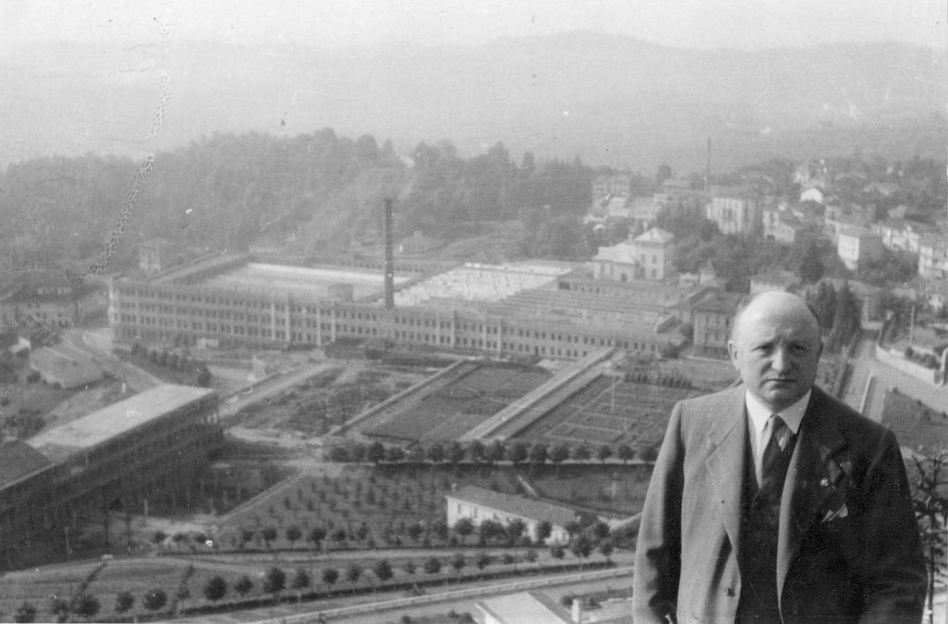 Ermenegildo Zegna (1892-1966) aveva già intuito che la consapevolezza dei  risultati raggiunti è importante quanto l entusiasmo per quelli da  raggiungere. 6cd65d4d617