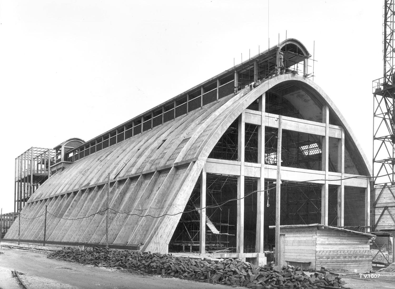 paraboloidi un patrimonio dimenticato dell 39 architettura