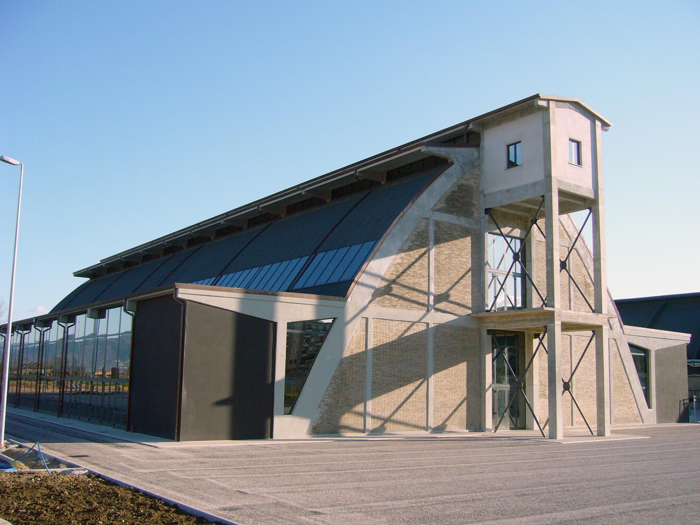 Paraboloidi un patrimonio dimenticato dell architettura for L architettura moderna