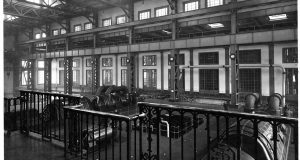 Centrale Porto Genova anni '30 - Archivio Storico ENEL