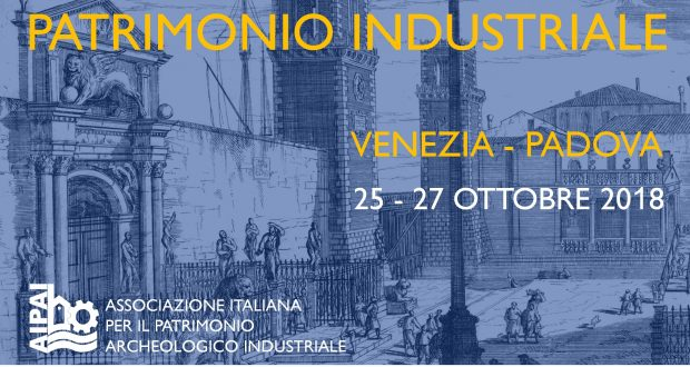 Stati Generali del Patrimonio Industriale 2018
