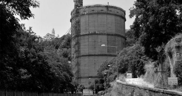 Gasometro di Campi - Genova